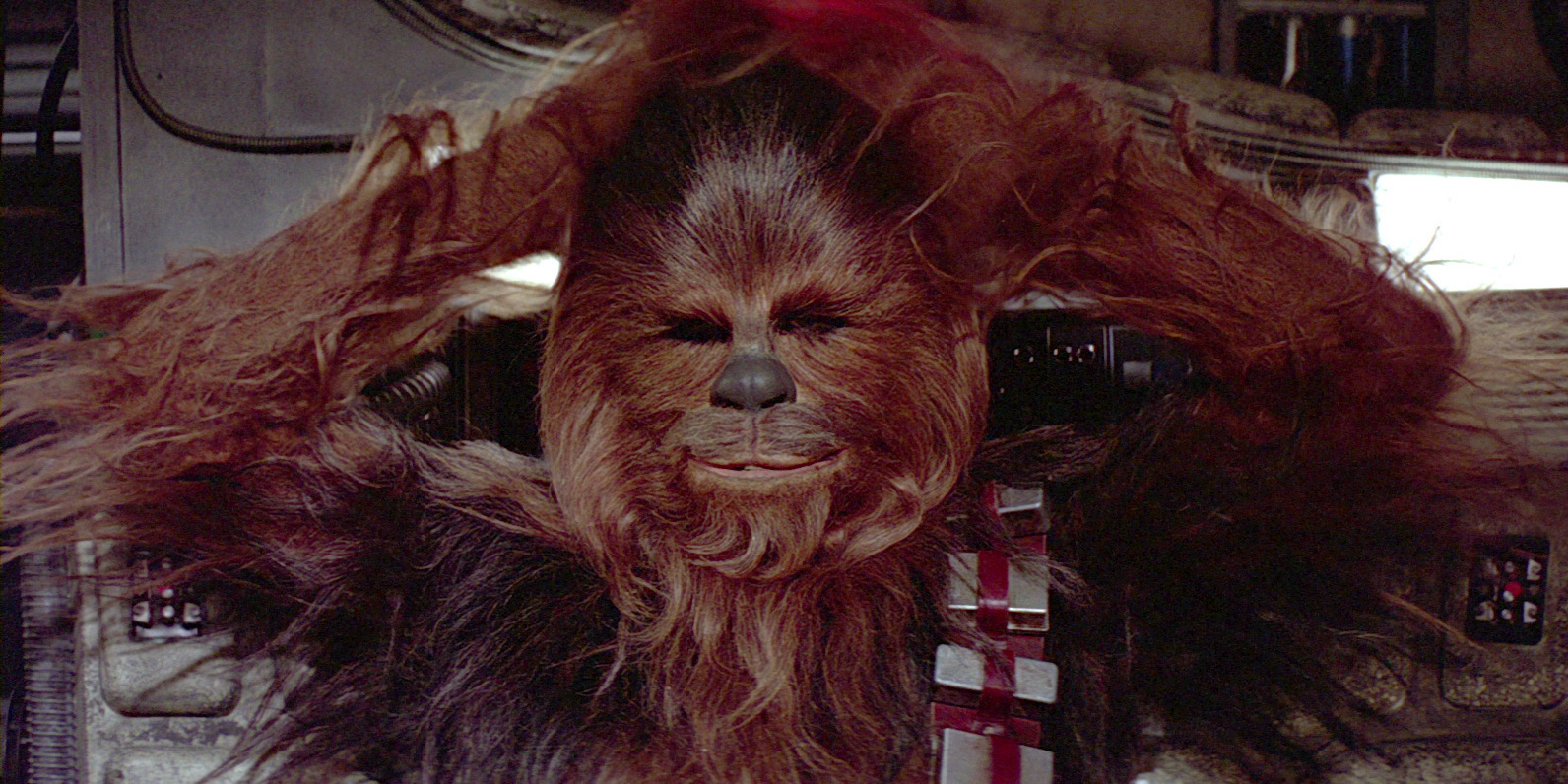 Things We Saw Today: Dress Your Chewbaccas in Lederhosen and Culottes