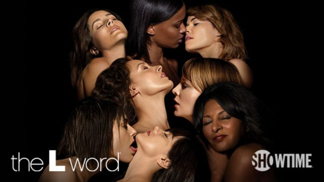 """image: Showtime The cast of """"The L Word"""" Pam Grier Jennifer Beals Mia Kirschner Katherine Moening"""