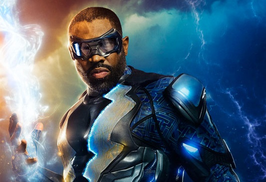First look image of Cress Williams as Black Lightning Credit: The CW
