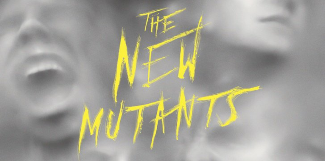 """""""The New Mutants"""" poster from 20th Century Fox"""