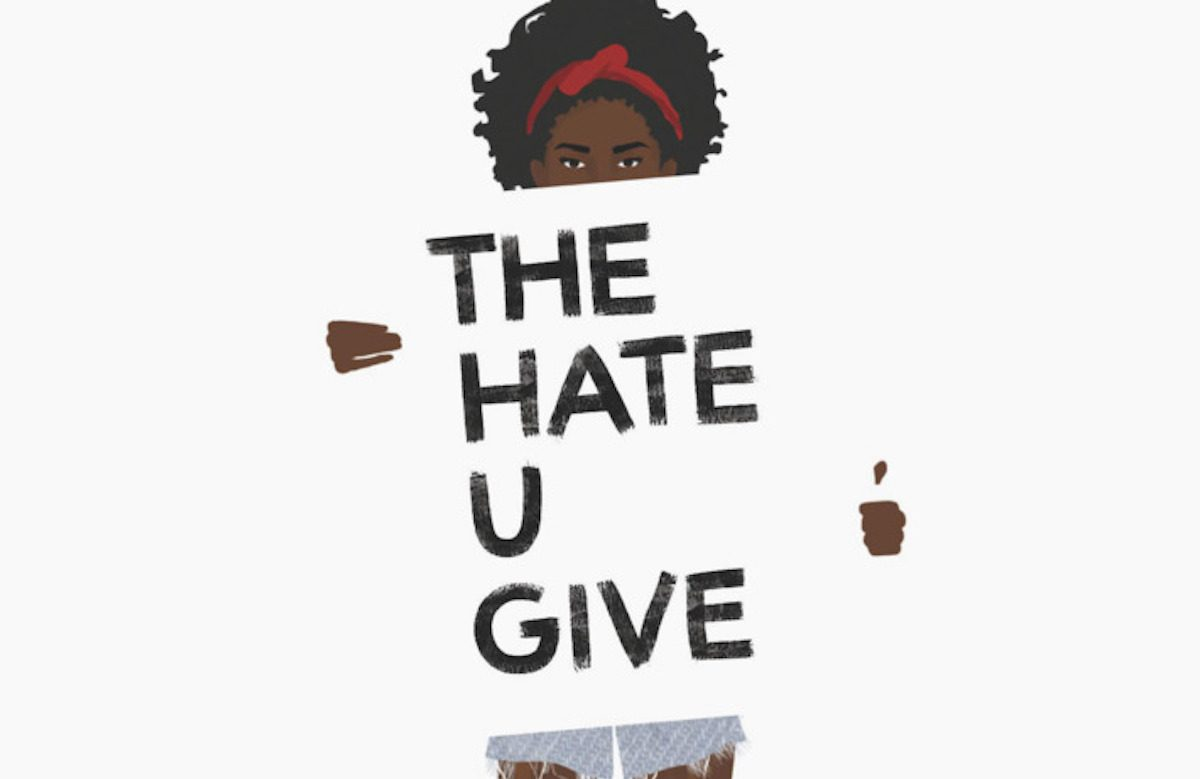hate u give on the come up angie thomas
