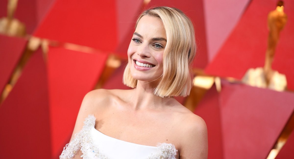Margot Robbie at the 90th Annual Academy Awards on March 4, 2018, in Hollywood, California. (Photo credit: ANGELA WEISS/AFP/Getty Images)
