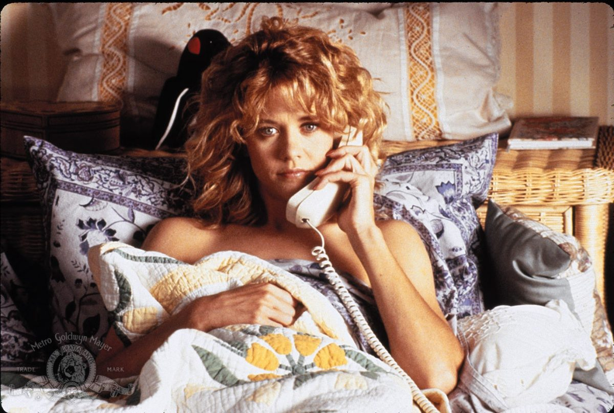 Meg Ryan in When Harry Met Sally... (1989)
