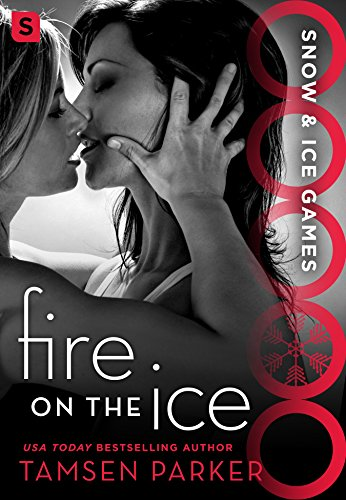 fire on the ice book cover