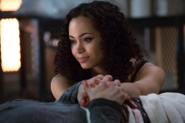 Madeleine Mantock in The Tomorrow People (2013)