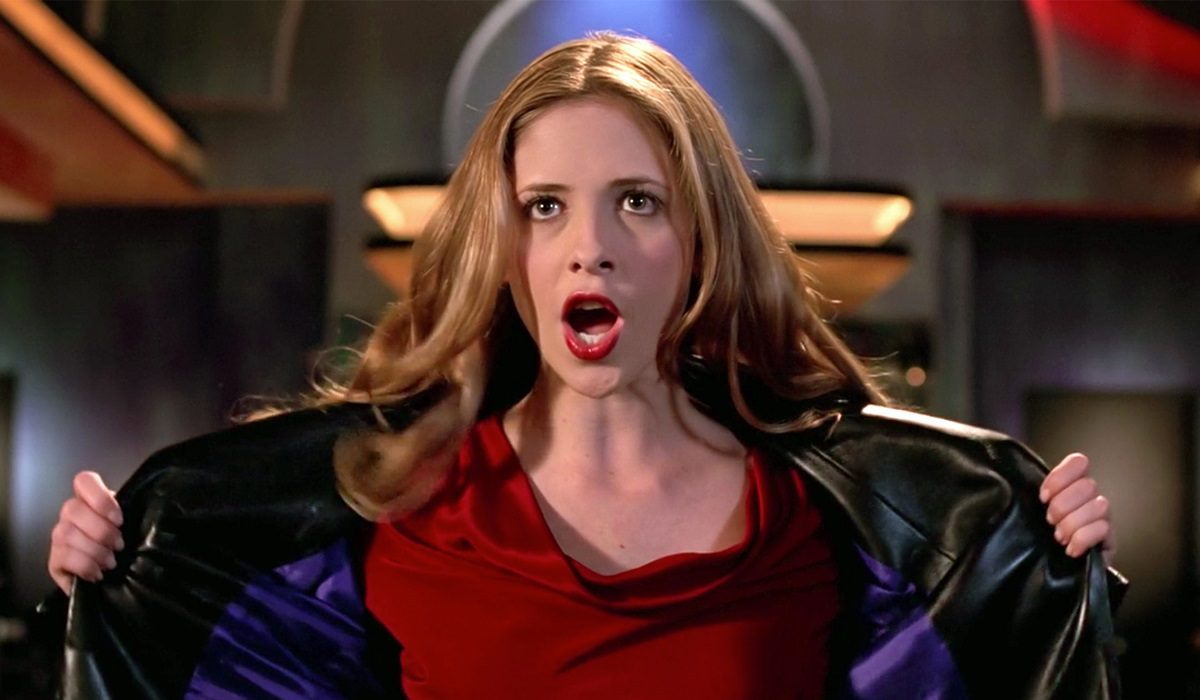 """Sarah Michelle Gellar as Buffy Summers in """"Once More With Feeling"""" (Credit: 20th Century Fox Television)"""