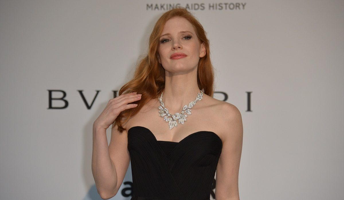 Jessica Chastain (Credit: ALBERTO PIZZOLI/AFP/Getty Images)