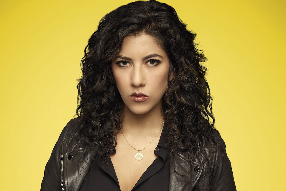 Stephanie Beatriz Unleashed Her Inner Rosa On On Set Sexism The