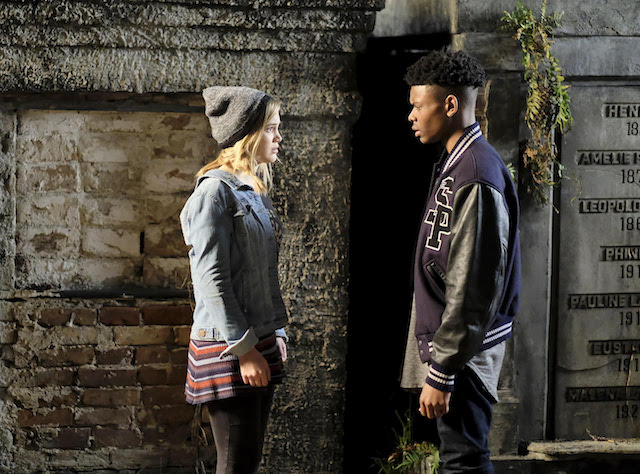 Screen from Marvel's Cloak and Dagger