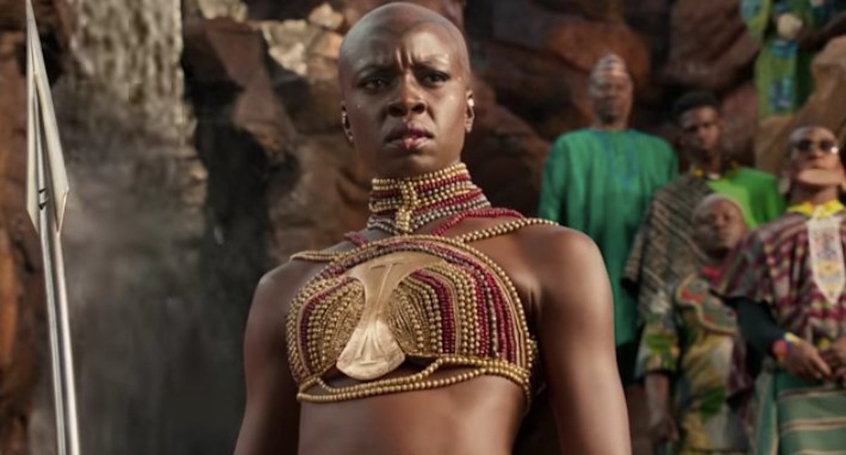 What Is Okoye's Mysterious Role in Avengers: Endgame? | The Mary Sue