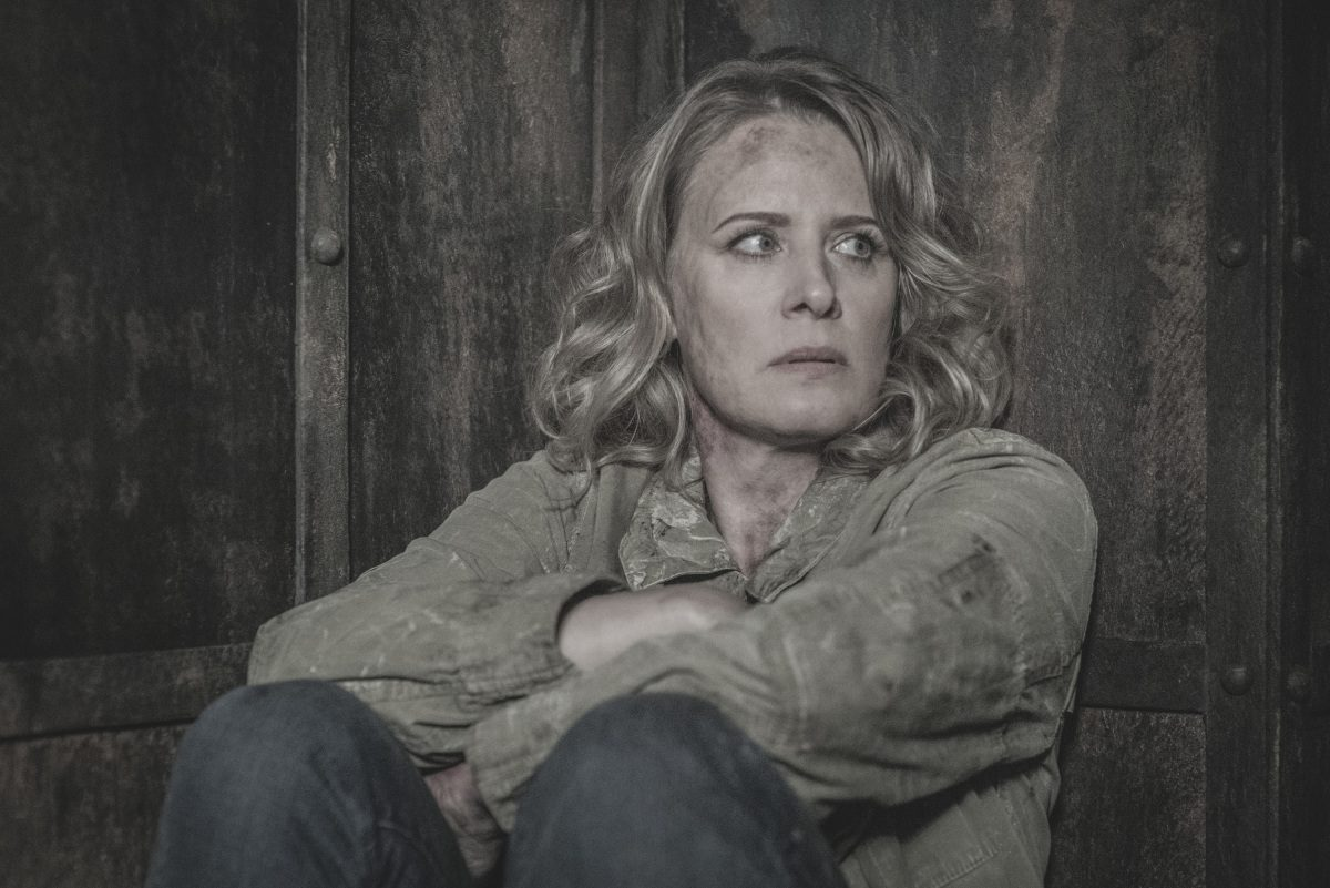 Samantha Smith as Mary Winchester in The CW's Supernatural