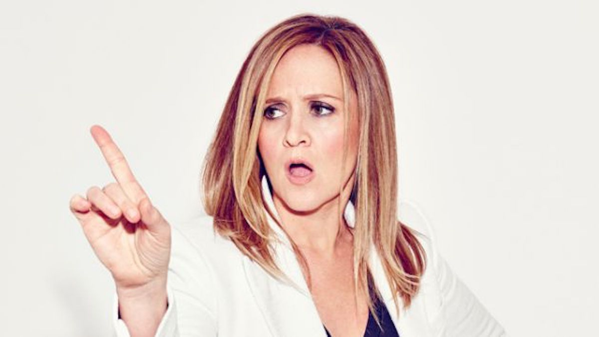 Full Frontal With Samantha Bee promo image