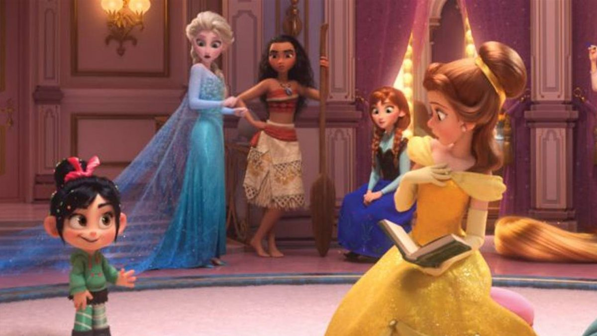 The Disney Princesses In Glorious Loungewear The Mary Sue