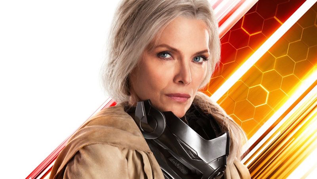 Janet Van Dyne in Ant-Man and the Wasp