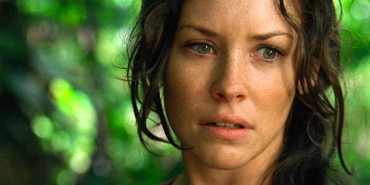 Evangeline Lily as Kate on Lost felt that the character became worse as the show went on.