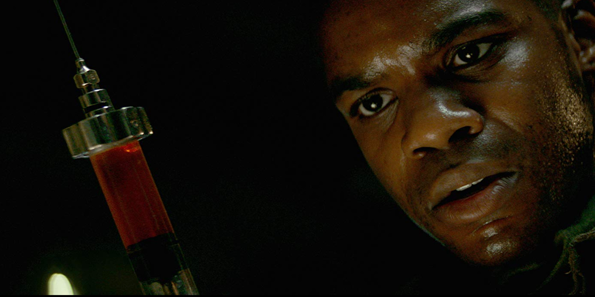 Jovan Adepo stars as Boyce in Overlord from Bad Robot