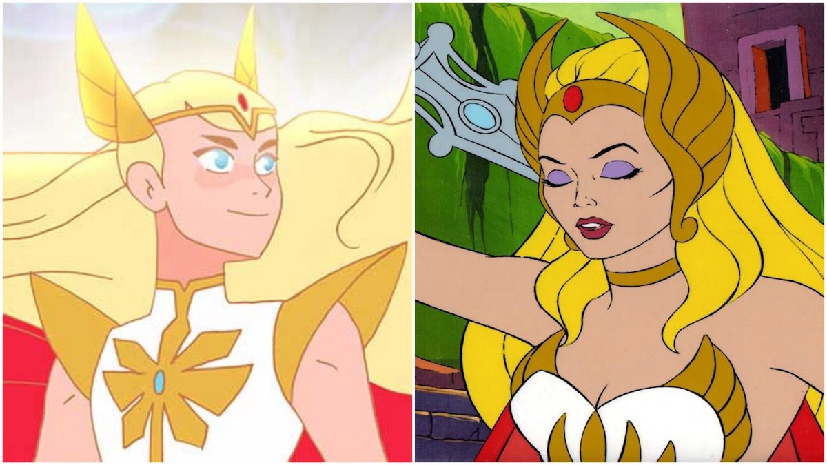 She-Ra Princess of Power on Netflix