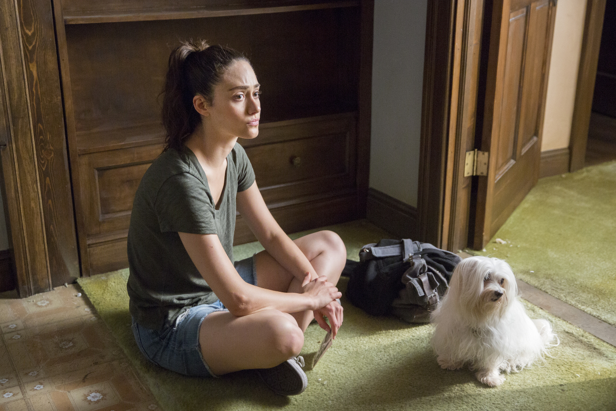 Emmy Rossum as Fiona Gallagher in Shameless (Season 8, episode 6) - Photo: Patrick Wymore/SHOWTIME - Photo ID: shameless_806_0329