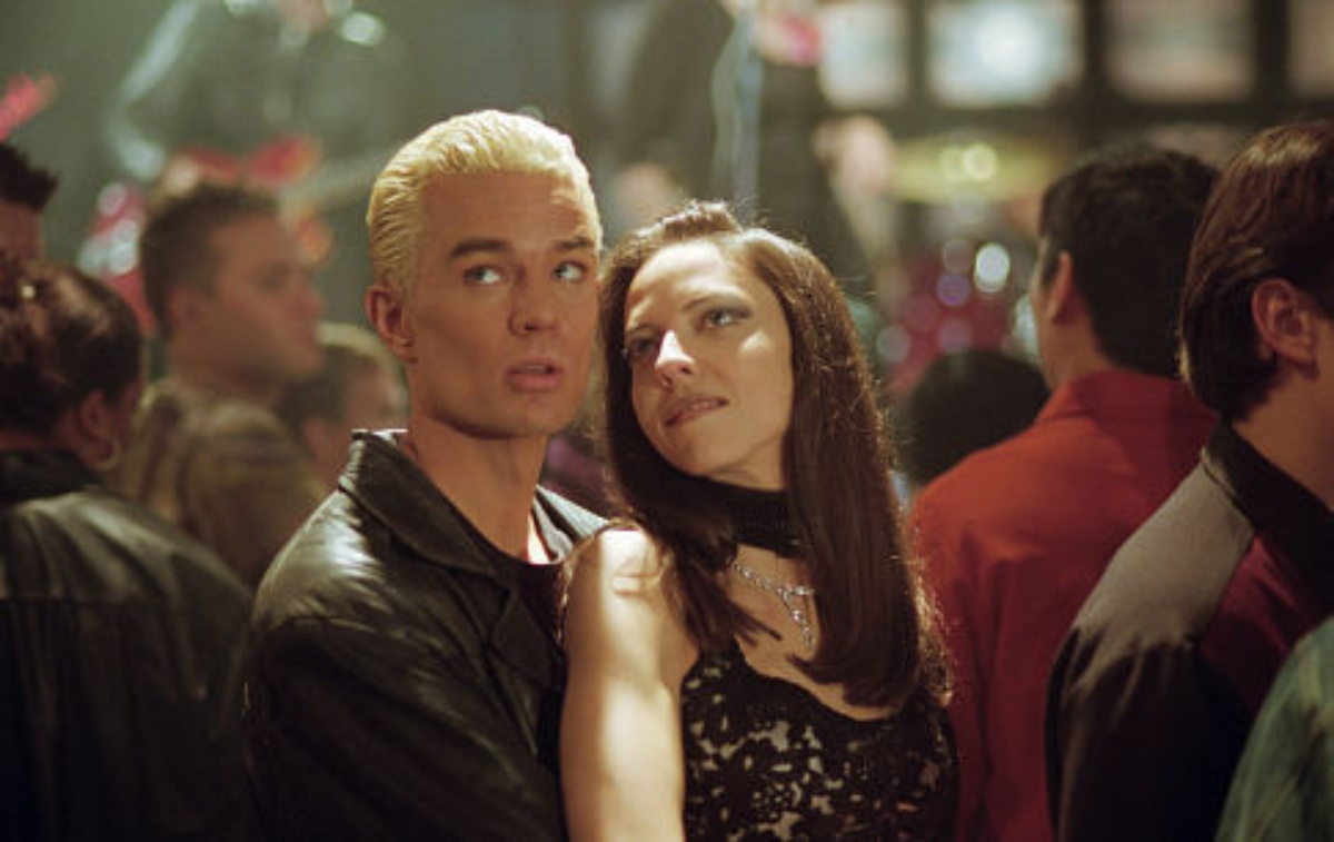 James Marsters_Spike w/ Drusilla from Buffy:TVS