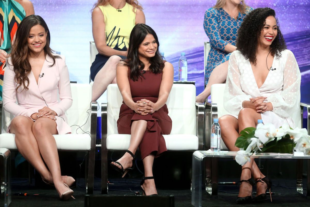 Charmed cast at the TCA summer press tour 2018