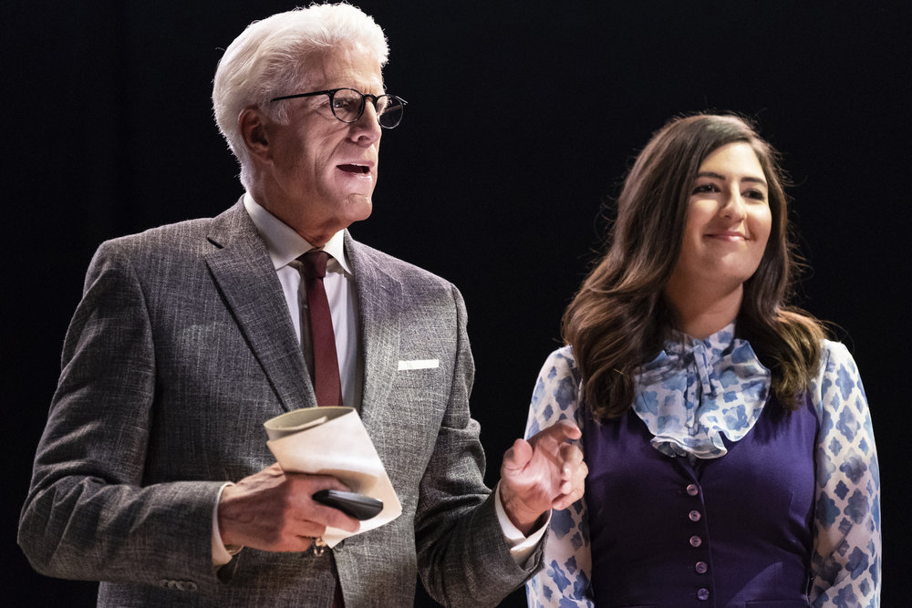 Michael Janet The Good Place