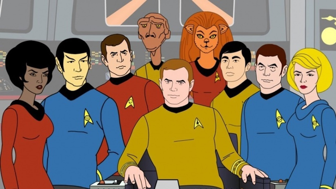 Star Trek: The Animated Series followed the crew of the Enterprise after their cancellation.