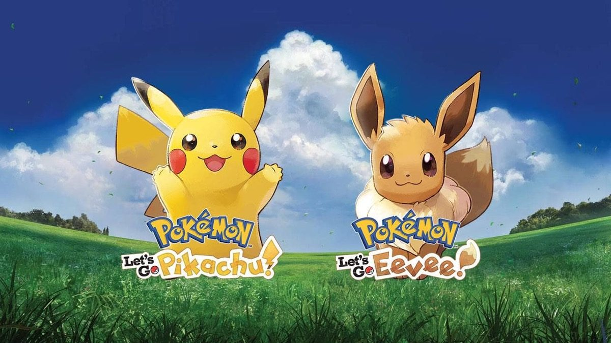 Pokemon Let S Go Pikachu Finally Changes Pokemon Series The