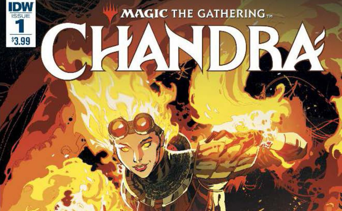 CHANDRA #1 Cover Image
