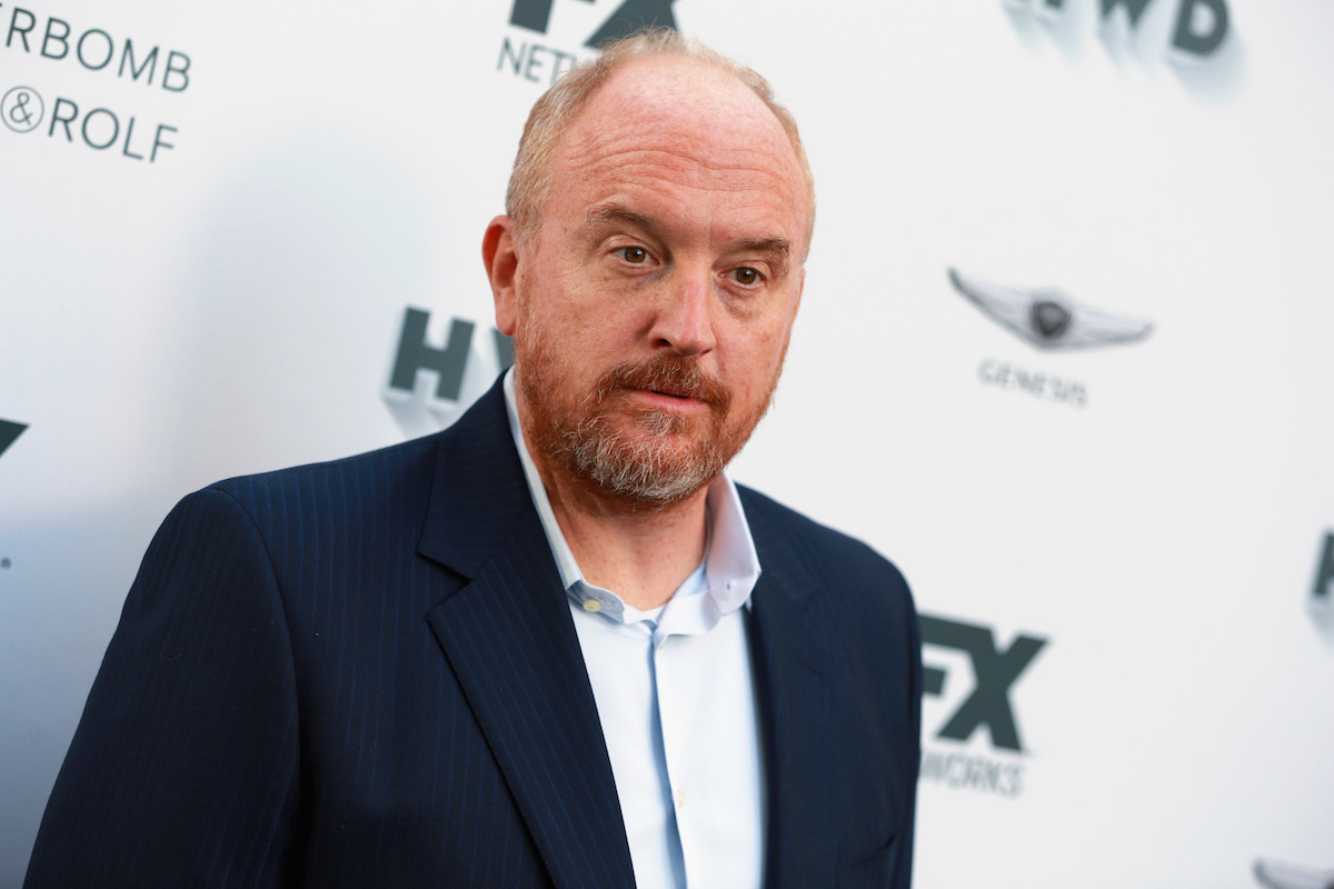 louis c.k., ck, comedy cellar, metoo, sexual assault, domestic violence, benefit