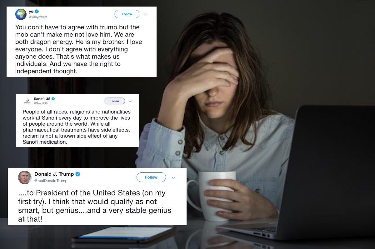 worst tweets, notable quotes, 2018