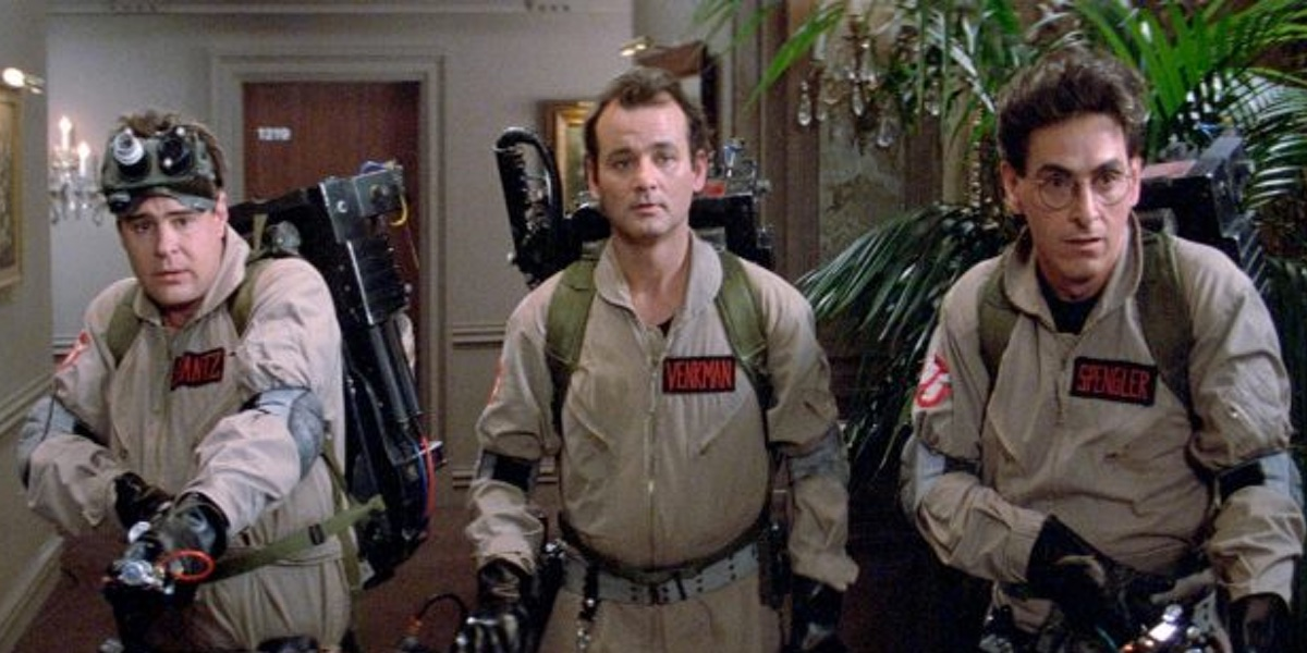 We're getting a sequel to the original Ghostbusters films, directed by Ivan Reitman's son Jason Reitman