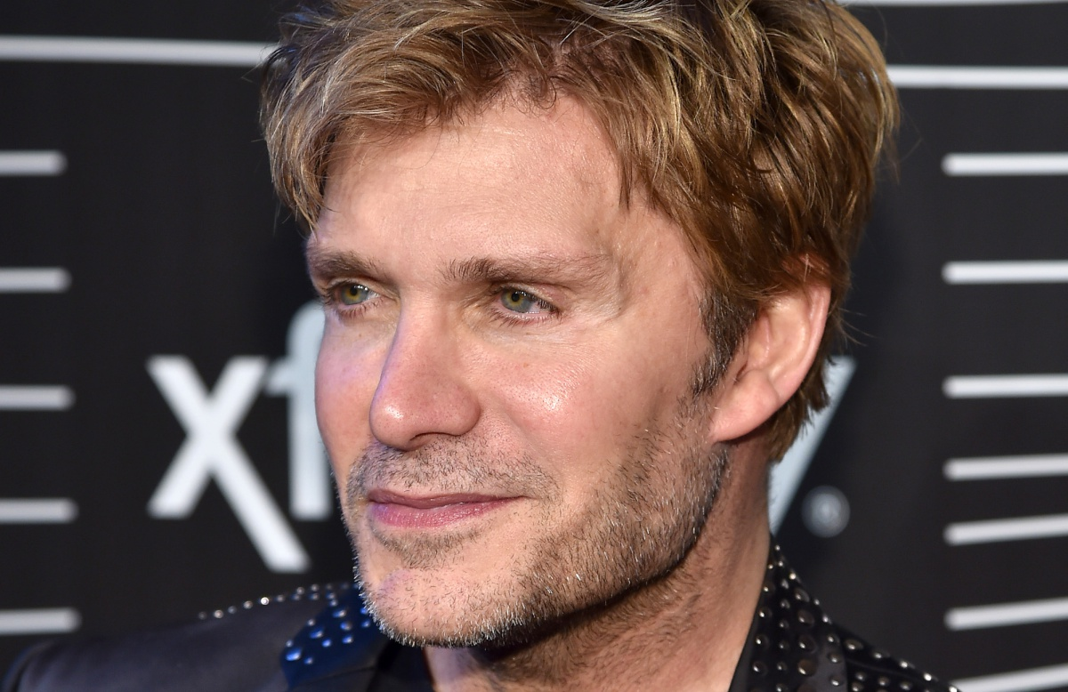 Actor Vic Mignogna attends the 20th Annual Webby Awards at Cipriani Wall Street on May 16, 2016 in New York City. (Photo by Dimitrios Kambouris/Getty Images for The Webby Awards)