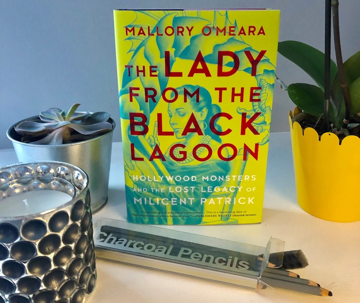 Lady from the Black Lagoon by Mallory O'Meara
