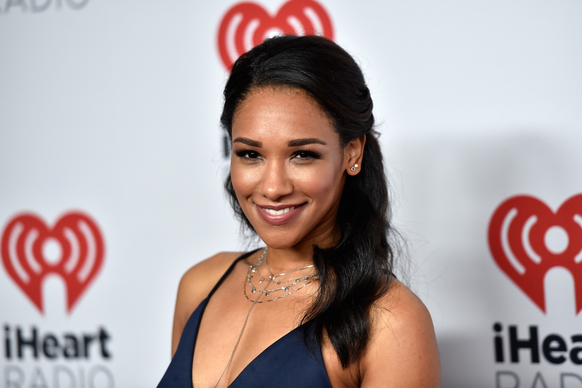 Actress Candice Patton attends the 2015 iHeartRadio Music Festival at MGM Grand Garden Arena on September 18, 2015 in Las Vegas, Nevada. (Photo by David Becker/Getty Images for iHeartMedia)