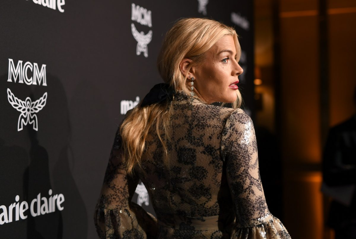Busy Philipps at Marie Claire honors