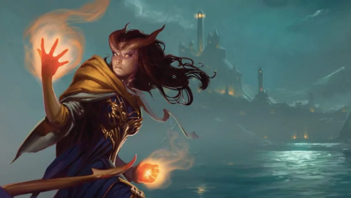 Dungeons and Dragons wizard popular spells
