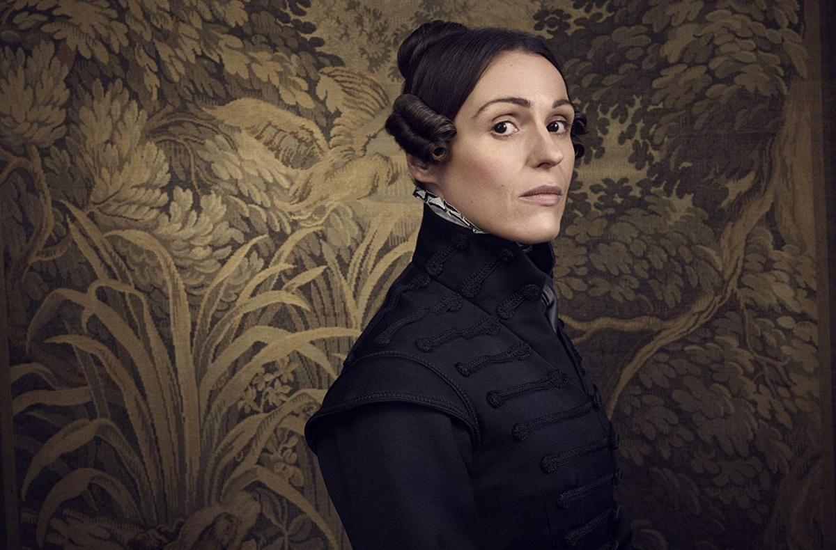 Suranne Jones in Gentleman Jack (2019)