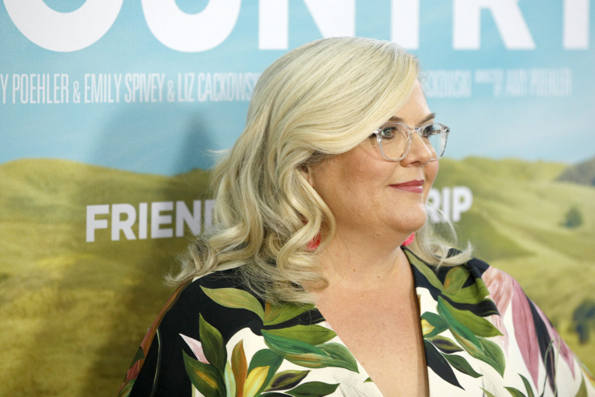 Paula Pell at the premiere of Wine Country
