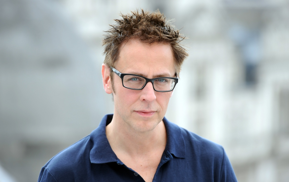"James Gunn attends the ""Guardians of the Galacy"" photocall on July 25, 2014 in London, England. (Photo by Stuart C. Wilson/Getty Images)"