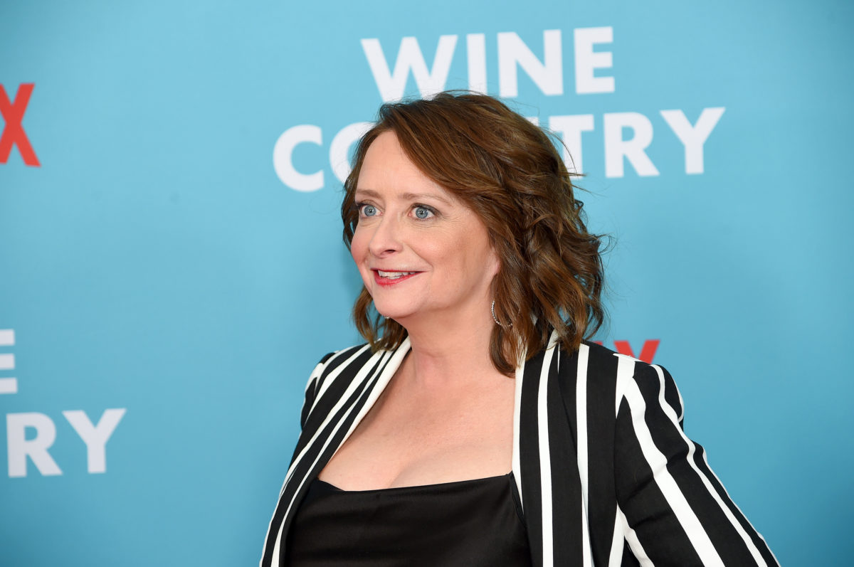 Rachel Dratch at the premiere of Wine Country