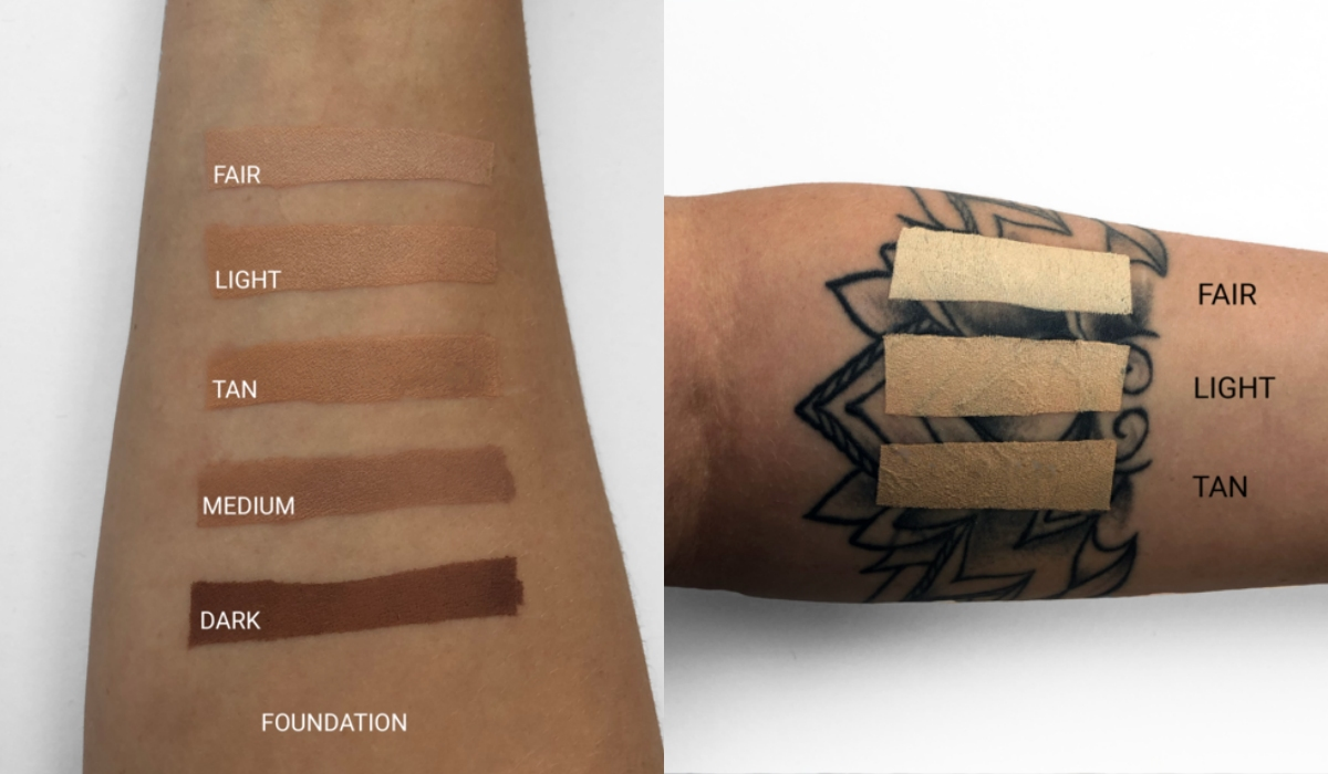 War Paint in addition to be sexist and silly also has a limited shade range in the year 2019 when fenty has 50+ boys bye