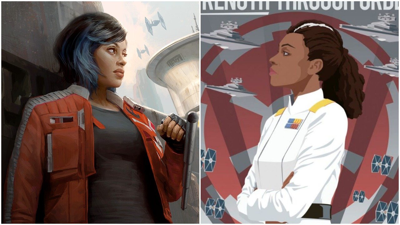 Vi Moradi from Black Spire and Rae Sloane from Aftermath are two amazing characters who should get their own series.