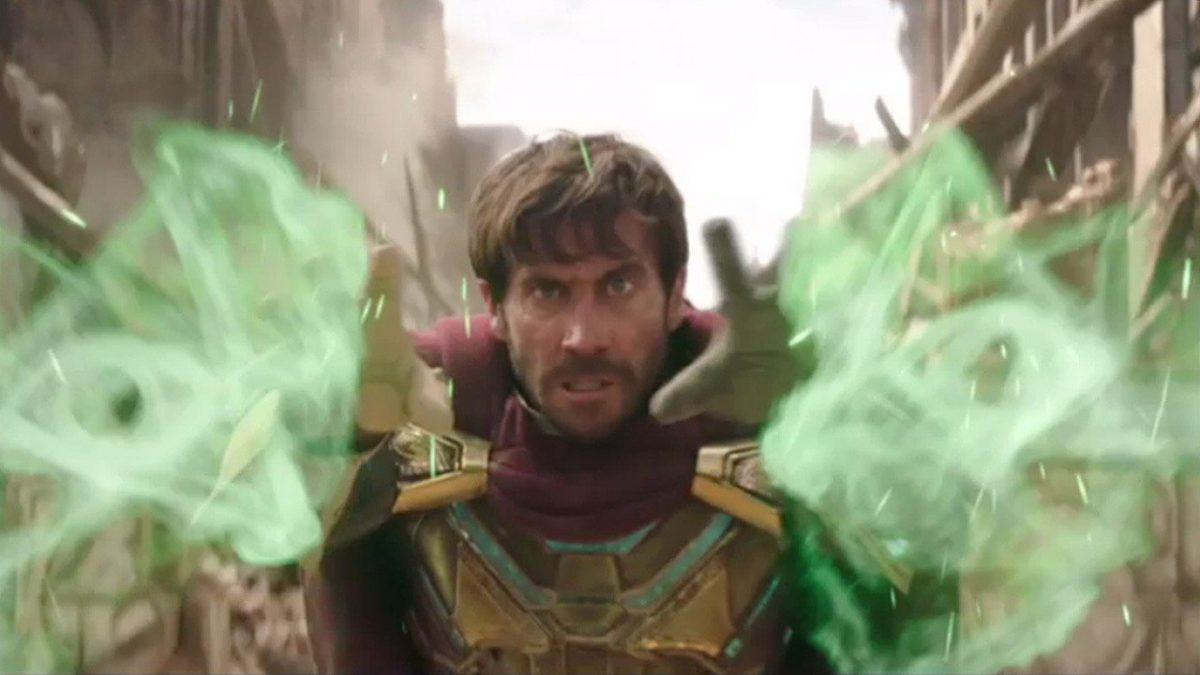 Mysterio in 'Spider-Man: Homecoming'