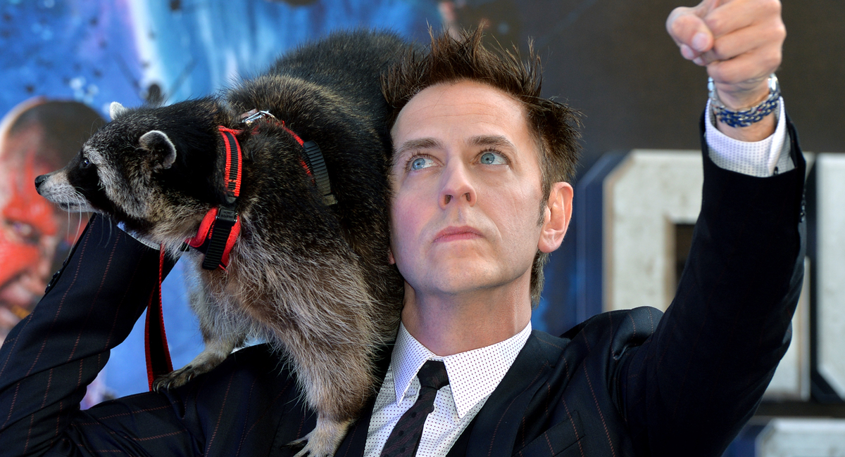 "LONDON, ENGLAND - JULY 24: James Gunn attends the UK Premiere of ""Guardians of the Galaxy"" at Empire Leicester Square on July 24, 2014 in London, England. (Photo by Anthony Harvey/Getty Images)"