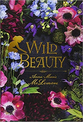Wild Beauty novel cover.