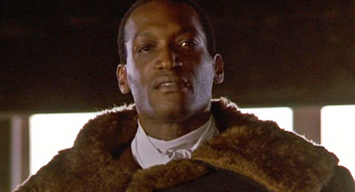 Tony Todd as Candyman in the original 1992 film.