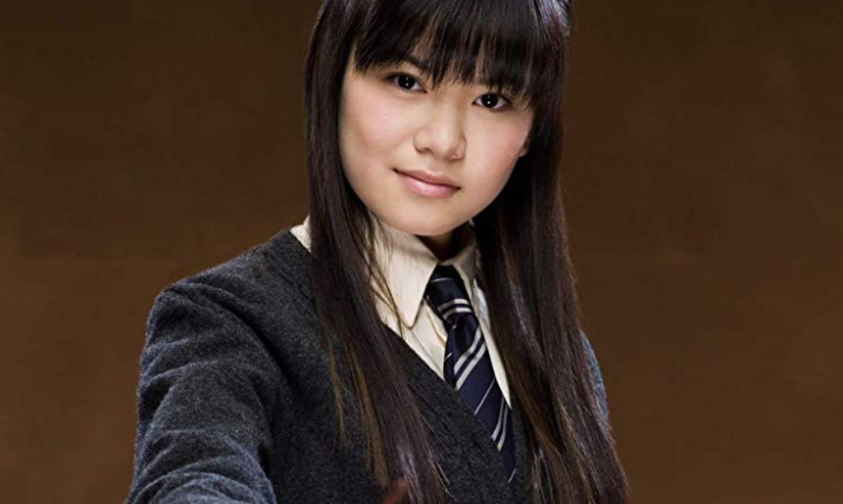 Katie Leung as Cho Chang in Harry Potter and the Order of the Phoenix (2007)