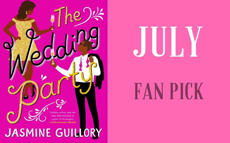 July-Fan Pick for The Mary Sue Book Club