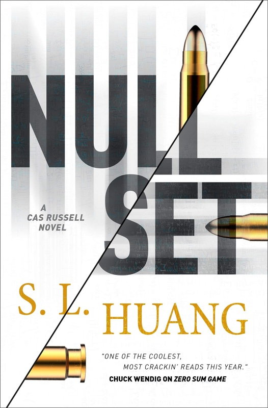 Null Set: A Cas Russell Novel by S. L. Huang