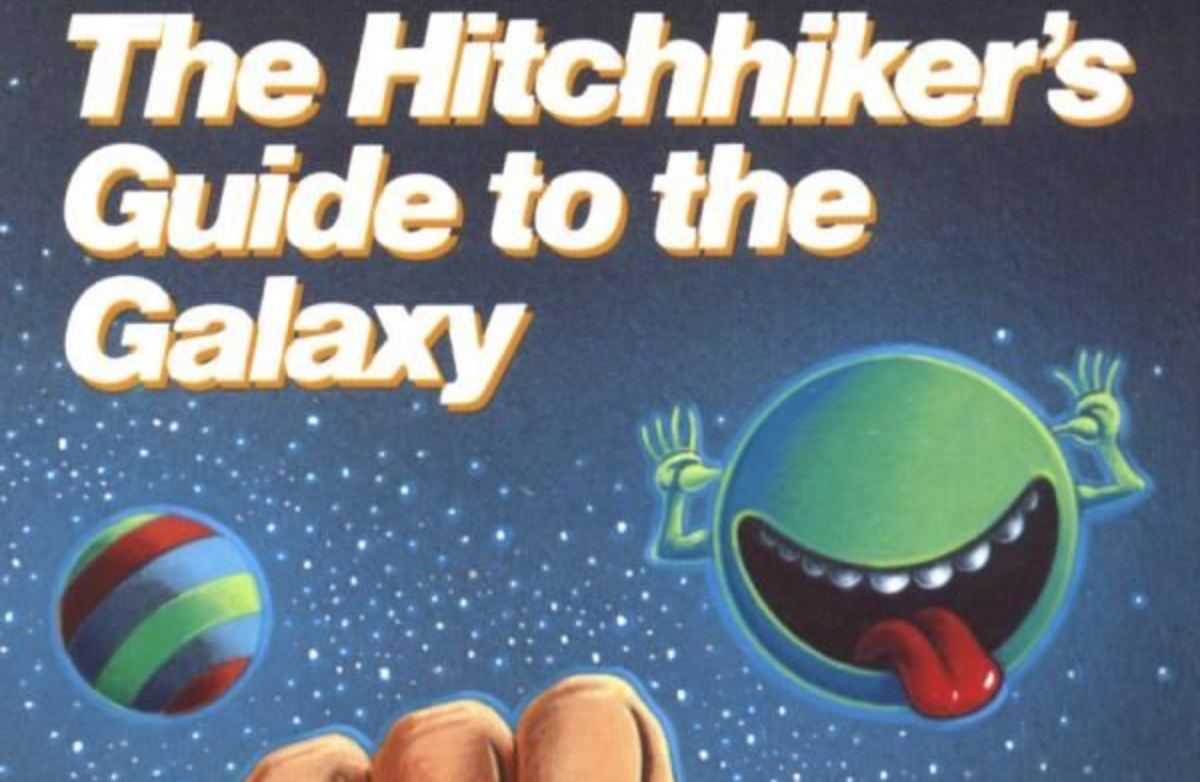 The Hitchhikers Guide to the Galaxy new Hulu series